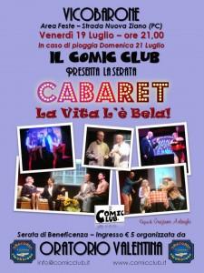 Cabaret 19/07/2013