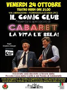 Cabaret 24/10/2014