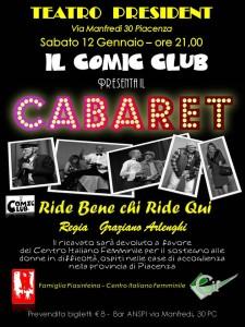 Cabaret 12/01/2013